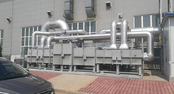 催化燃烧净化装置